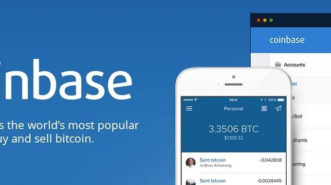 coinbase criptovalute exchange
