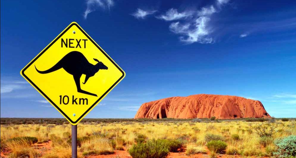 australia viaggi criptovalute