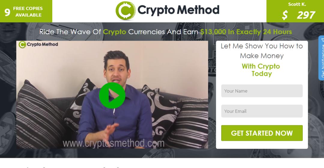 cryptomethod foto