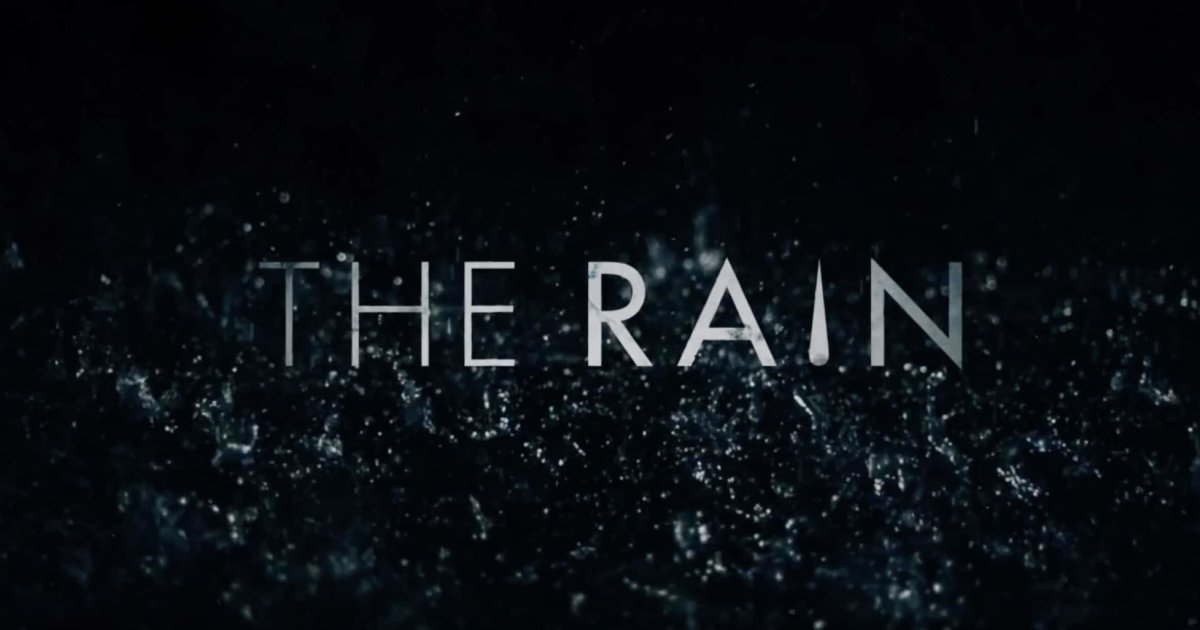 the rain serie tv