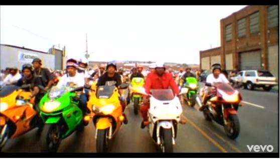 dmx ruff ryders' anthem video