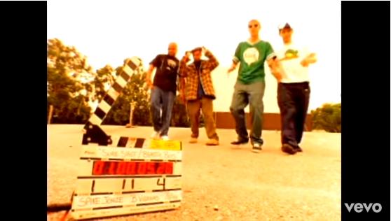 beastie boys sure shot video musicale