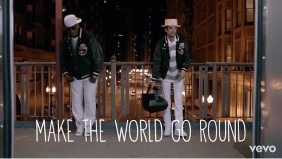 dj cassidy make the world go round