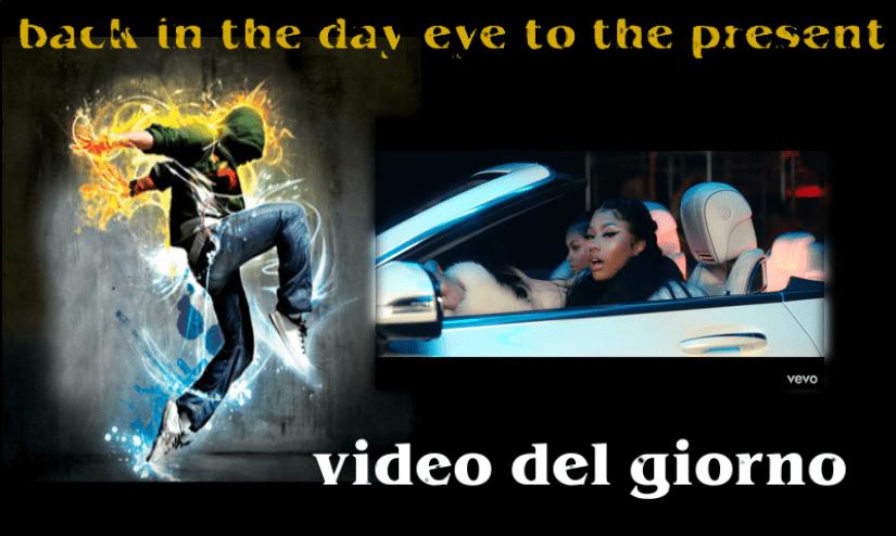 nicki minaj good form video musicale