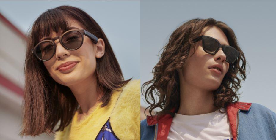 Bose frames occhiali per la musica