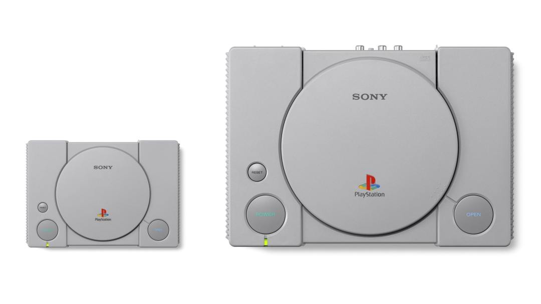 playstation e playstation classic