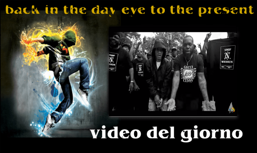 smif n wessun let it go video musicale