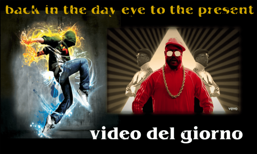 the black eyed peas back 2 hip hop video musicale
