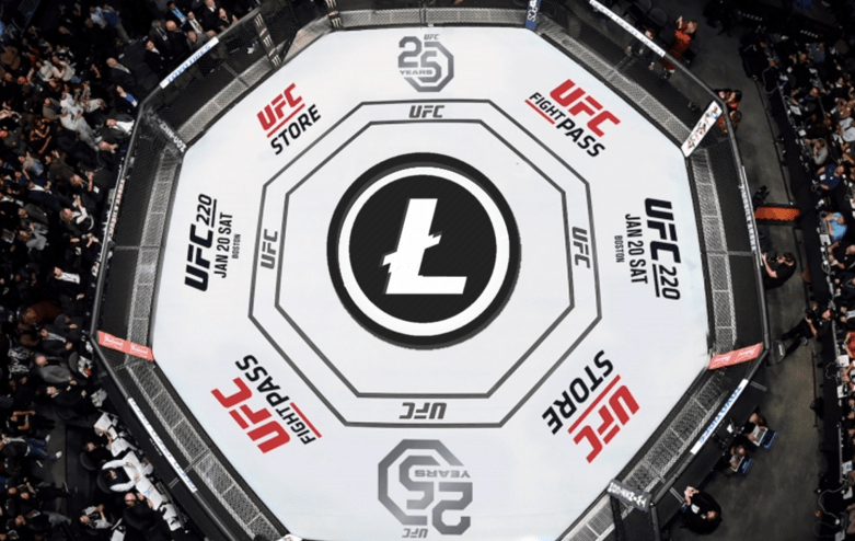 litecoin and ufc