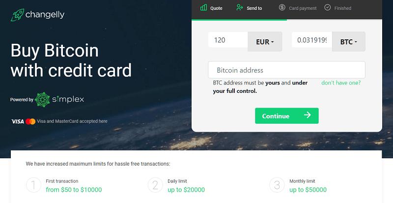 buy bitcoin changelly