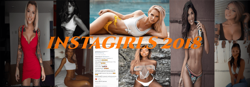 instagirls 2018 raccolta