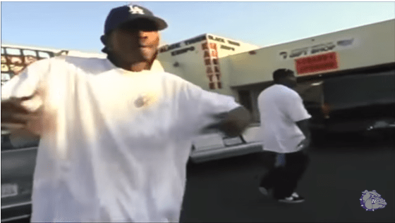 kurupt c walk video