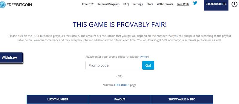 dashboard free bitcoin