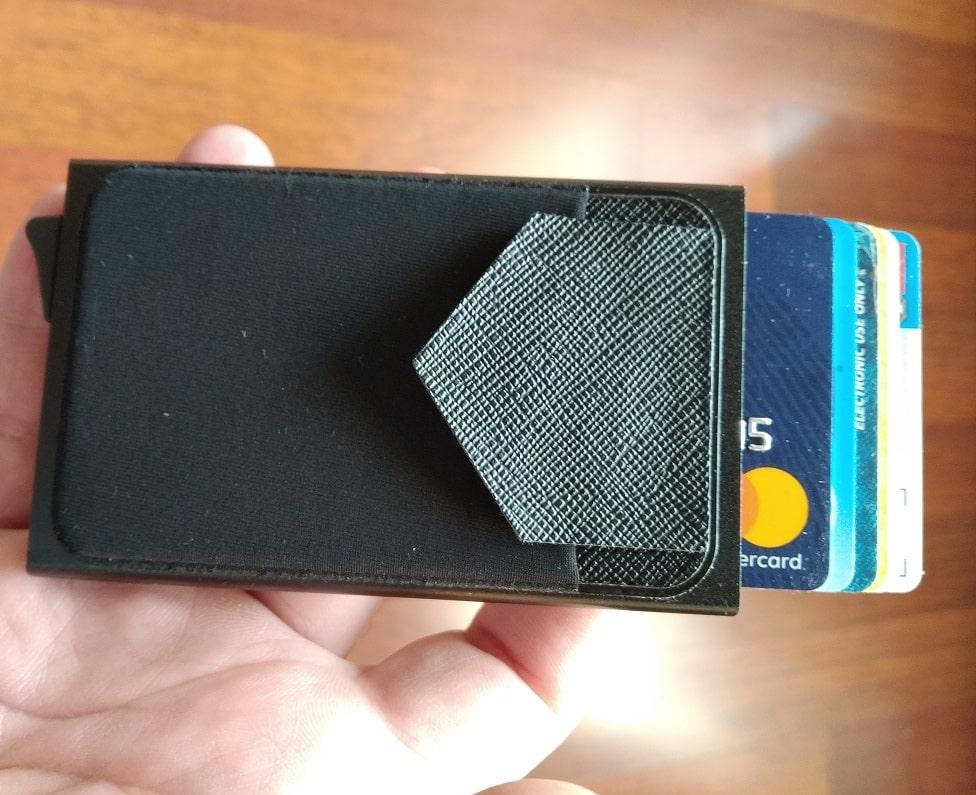 portafoglio carte di credito rfid