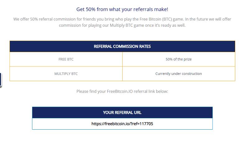 referral free bitcoin