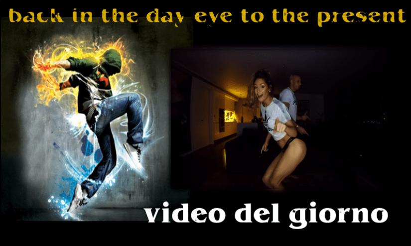 example all night testo video