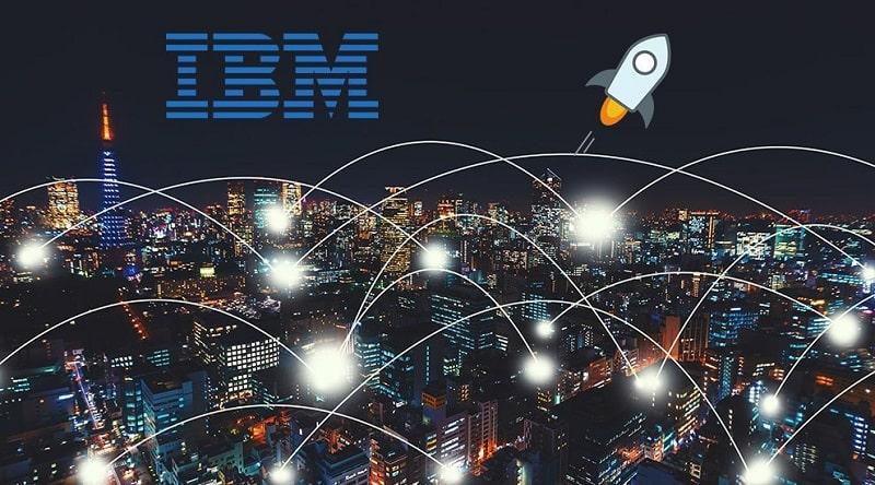 blockchain world wire IBM