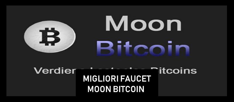 migliori faucet bitcoin paganti moonbitcoin