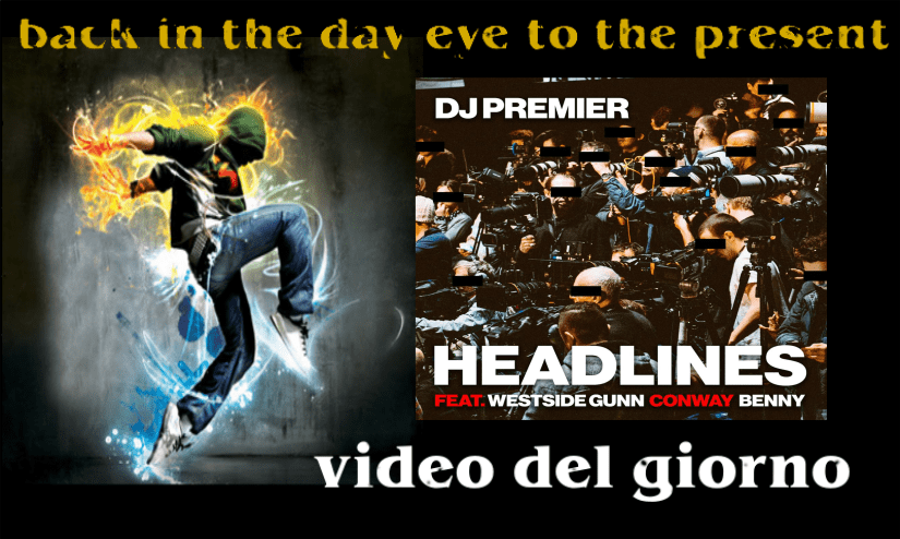 dj premier headlines testovideo