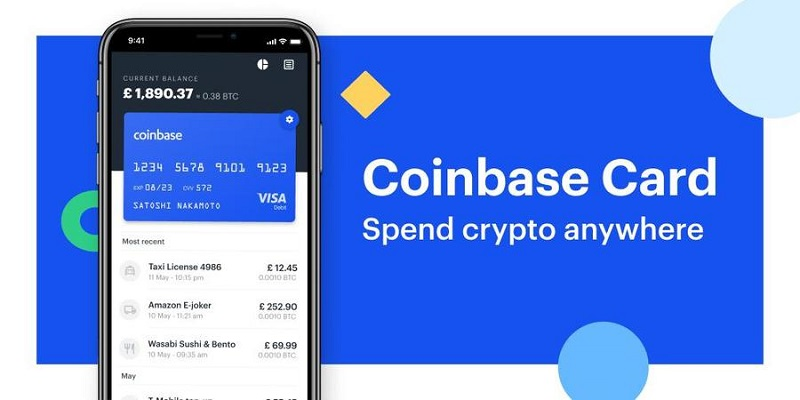 coinbase card disponibile in italia