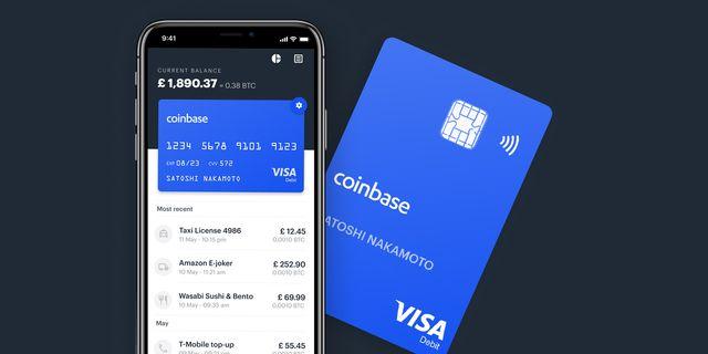 conbase card richiesta