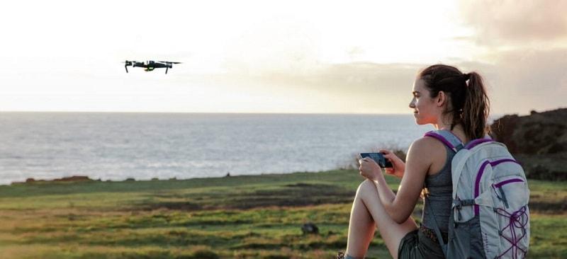 caratteristiche droni selfie
