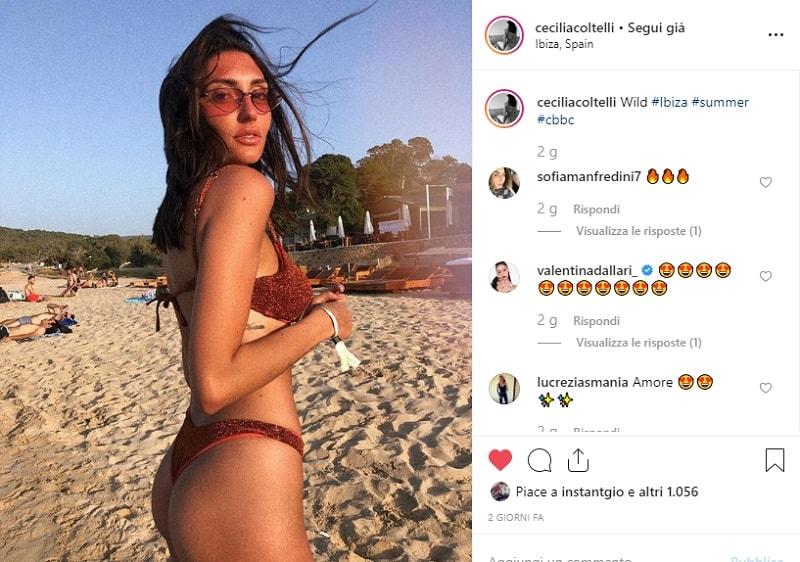 instagirl cecilia coltelli instagram