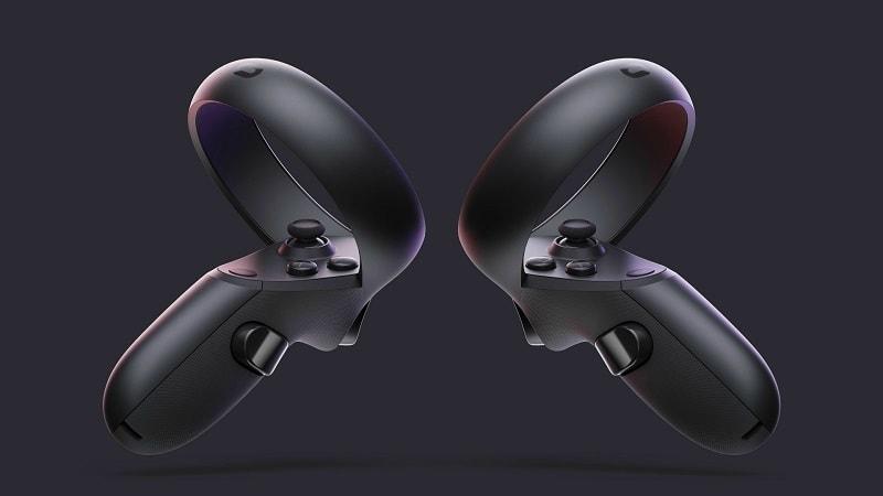 controller oculus quest