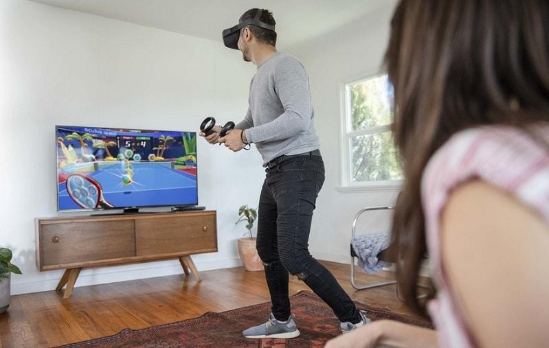 oculus quest games