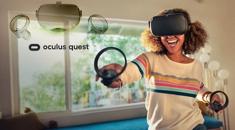 oculus quest recensione opinioni