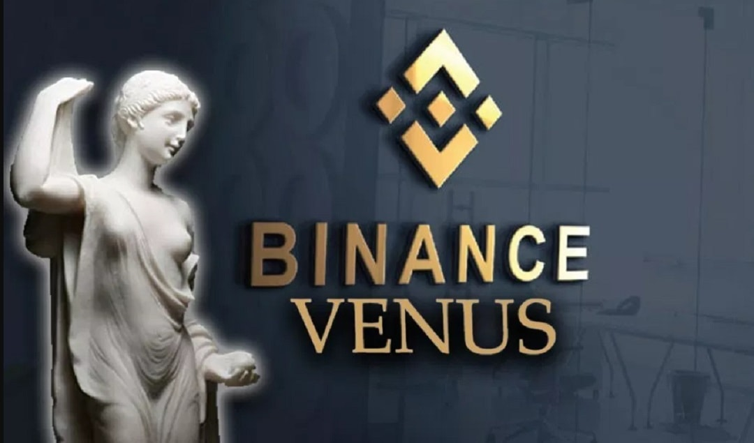 binance progetto venus