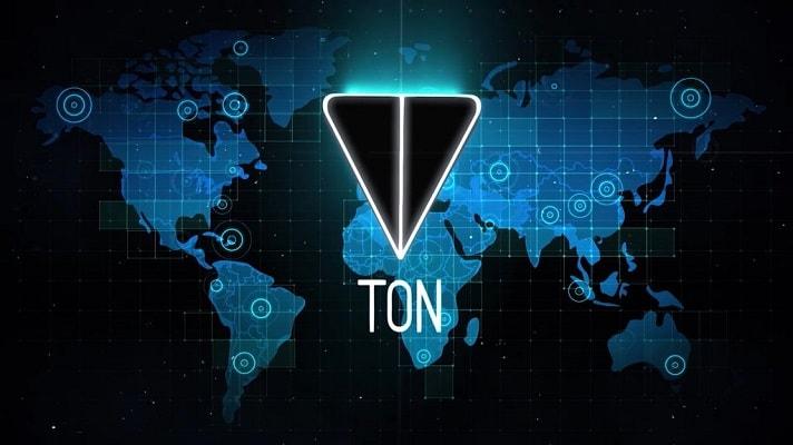 ton blockchain telegram