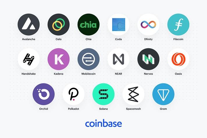 coinbase new asset