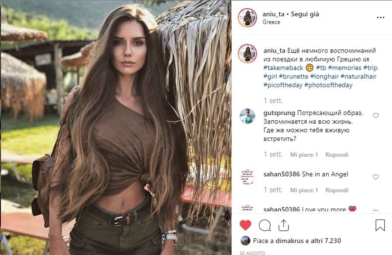 instagirl anna stebnowska instagram