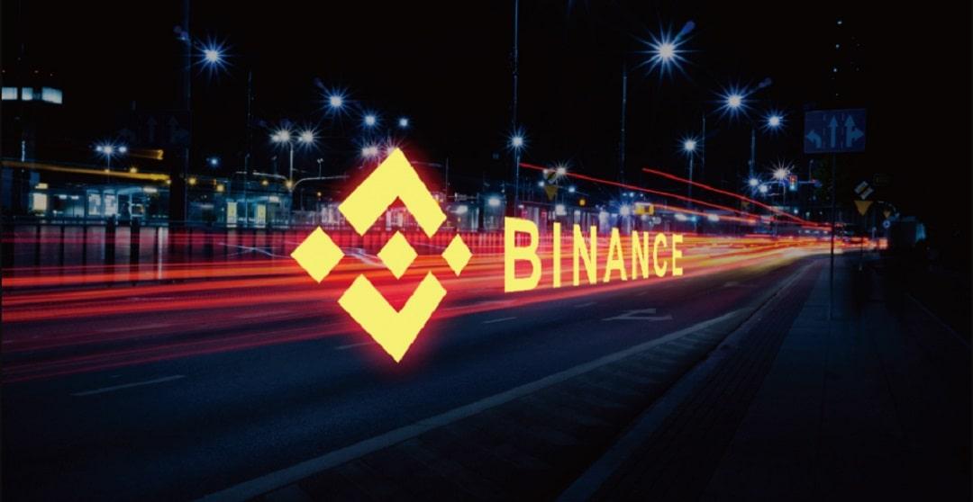 Cina blockchain dichiarazioni binance
