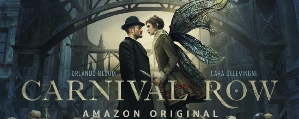 carnival row serietv amazon