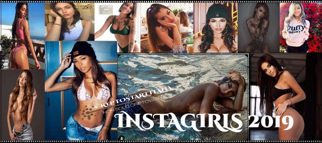 instagirls le ragazze piu belle 2019 instagram