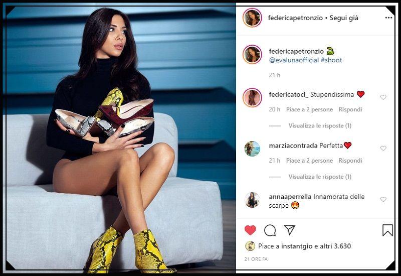 instagirl federica petronzio instagram