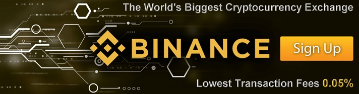 registrati su binance