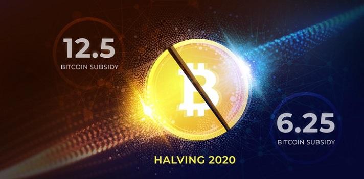 bitcoin halving ricompense