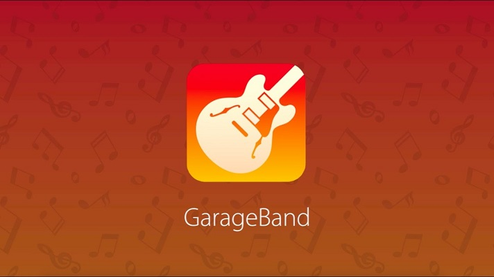 garageband daw