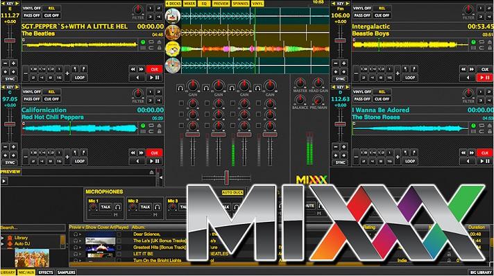 mixxx daw