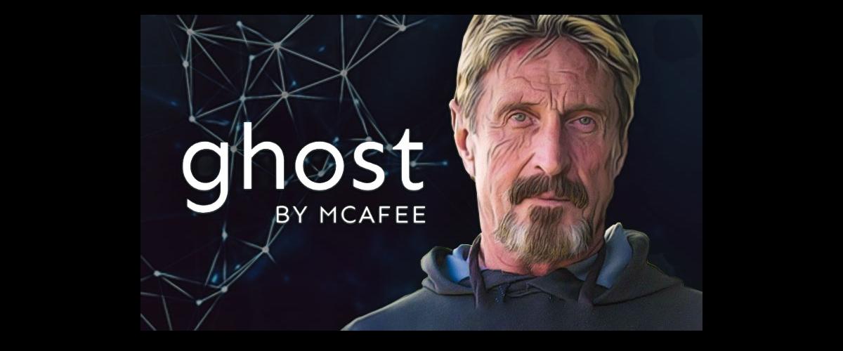ghost la criptovaluta di macafee