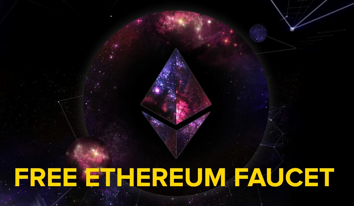 free ethereum faucet