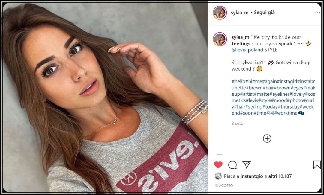 instagirl sylwia majdak instagram