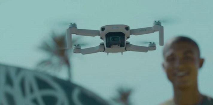 dji mini 2 drone p