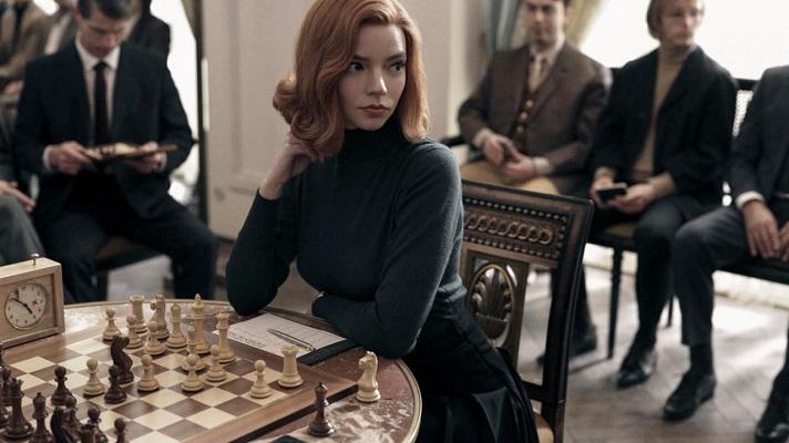 serie tv queen's gambit