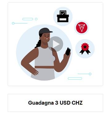 coinbase earn chiliz