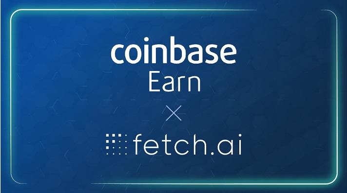 earn fetch.ai coinbase