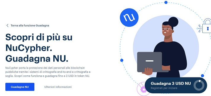 earn nucpypher coinbase